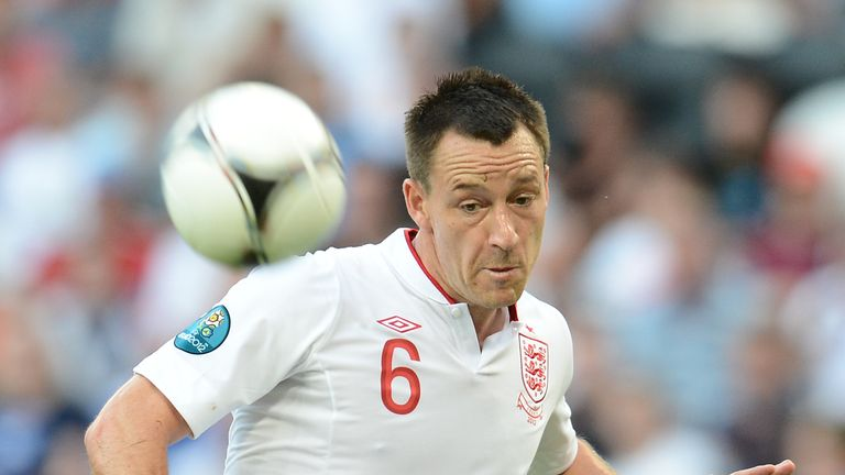 Terry also won 78 England caps, 34 of those as captain