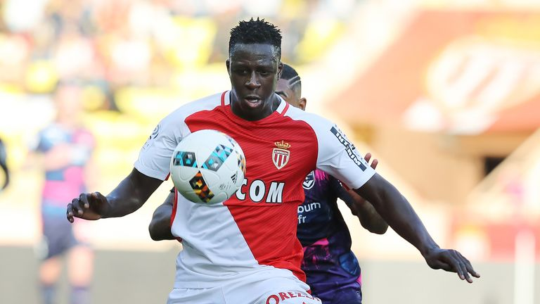 Monaco want £40m from Manchester City for Benjamin Mendy