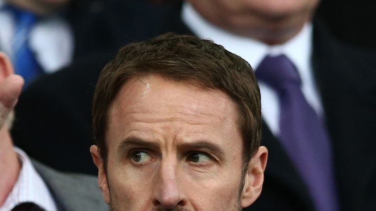 Gareth Southgate spoke movingly about his former team-mate