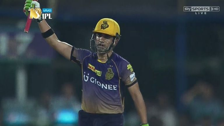 IPL: KKR march ahead with a victory against DD