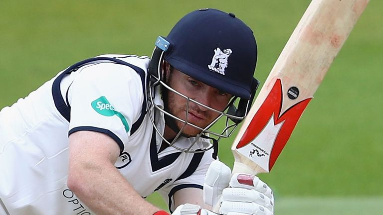 Warwickshire's Ian Westwood barely put a foot wrong after injury
