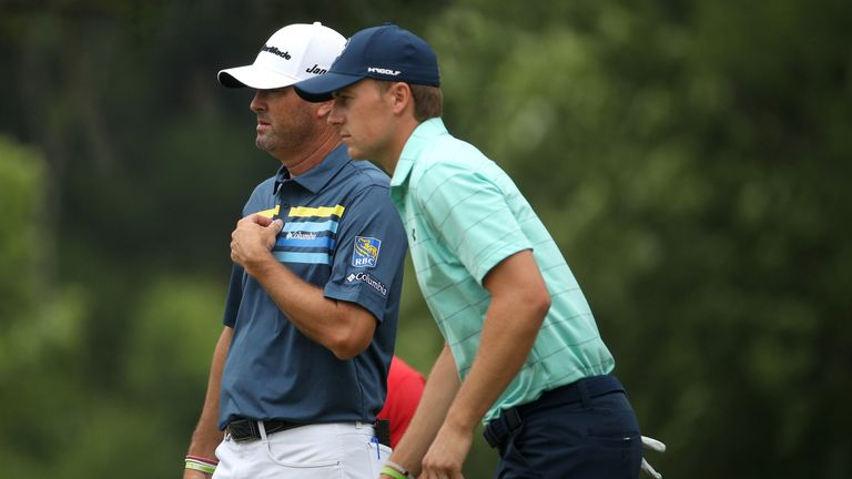 Zurich Classic of New Orleans: Jonas Blixt, Cameron Smith hold slim lead