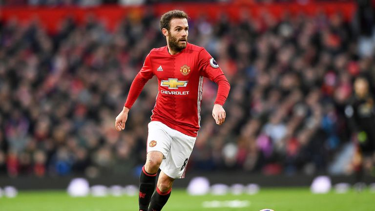 Earlier this summer, Juan Mata pledged to give one per cent of his earnings to charity