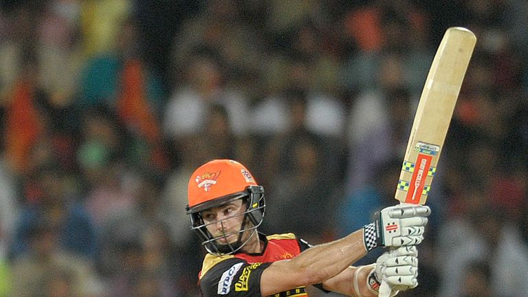 Kane Williamson impressed in his first IPL outing of the year for the Sunrisers
