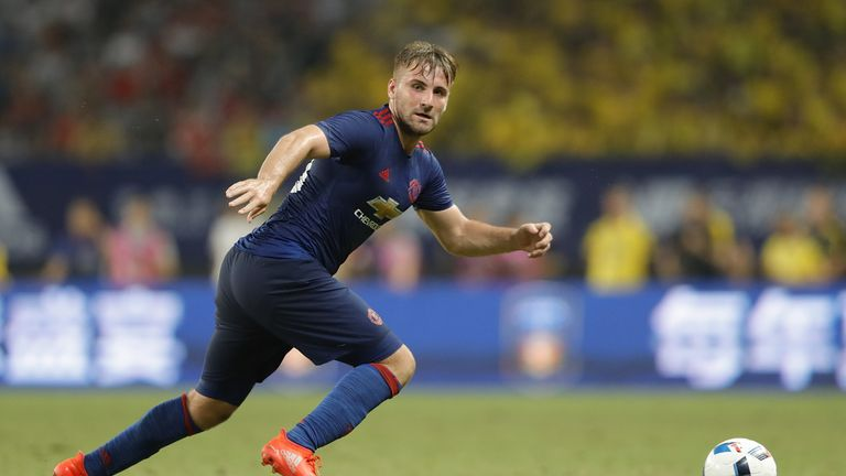 Luke Shaw claims United can be unstoppable in the Europa League