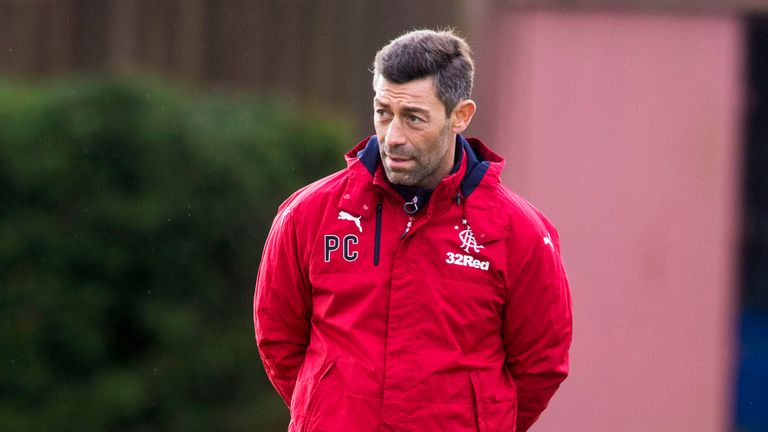 Pedro Caixinha  says nothing has changed in terms of preparation