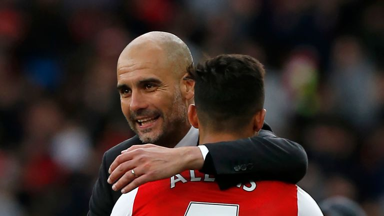 Sanchez has been a bigger Premier League success than Guardiola so far