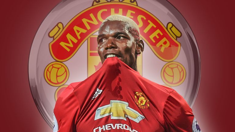 Paul Pogba is now worth £119m
