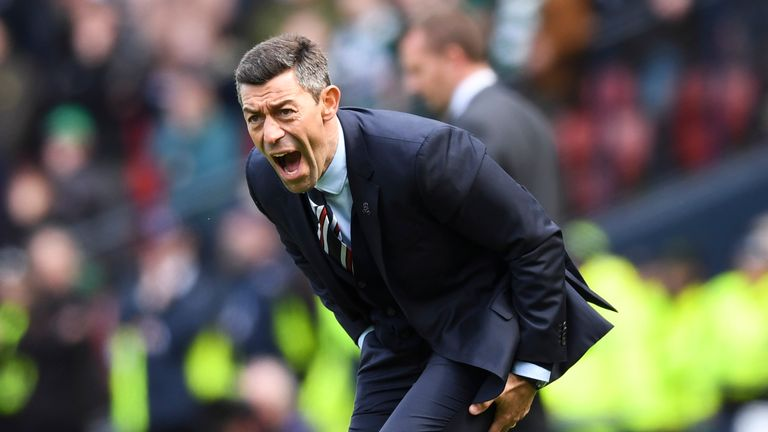Scottish Premier League Rangers hope to expose Celtic's flaws in Cup