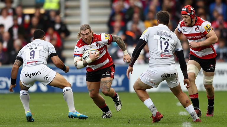 Gloucester v Stade: Both teams desperate for silverware in Challenge Cup final