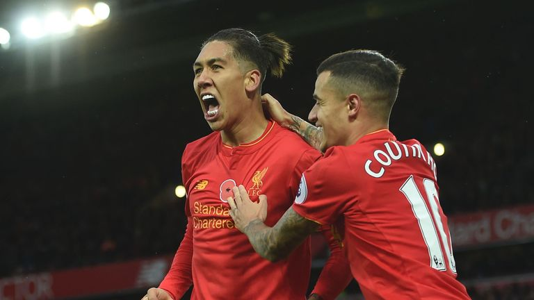 Liverpool face Crystal Palace at Anfield on Super Sunday