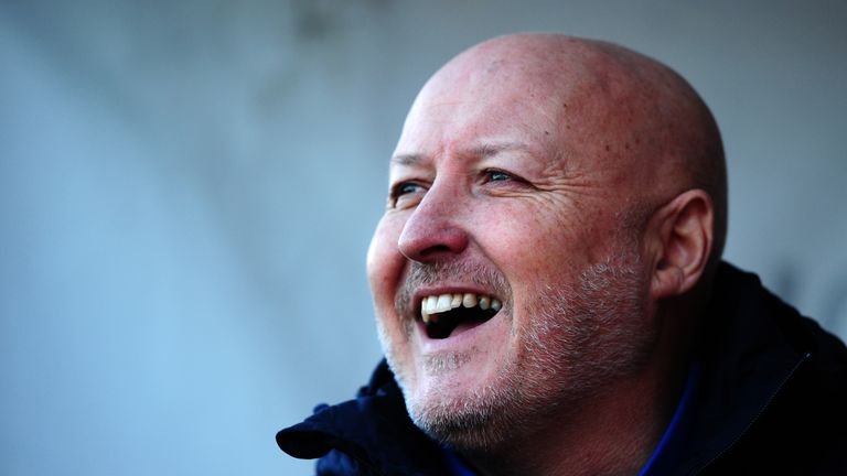 Grimsby Town confirm return of Russell Slade as manager