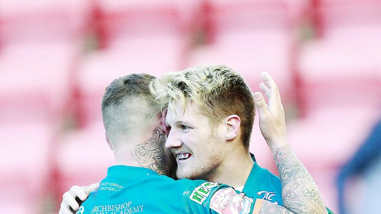 Ryan Shaw scored two tries against the Centurions