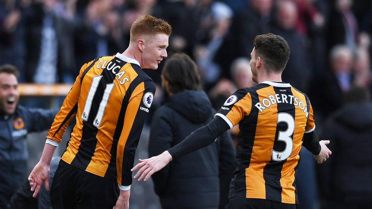 Sam Clucas has been a target for Burnley and Swansea in the current window