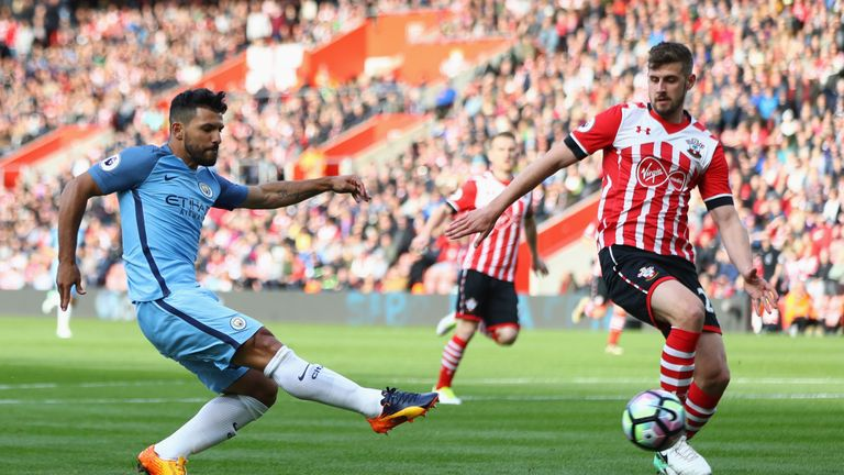 Aguero finished the season with 31 goals in all competitions