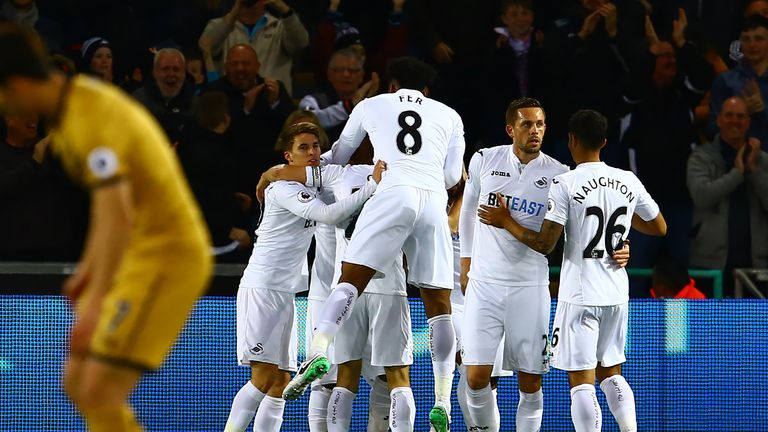 Swansea have lost their last three Premier League fixtures