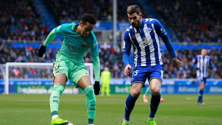 Theo Hernandez has joined Real Madrid after impressing while on loan at promoted Alaves last term
