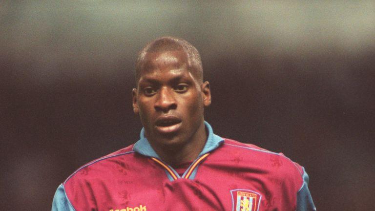 Ehiogu also played for Aston Villa