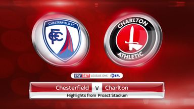 Chesterfield 1-2 Charlton