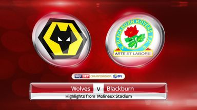 Wolves 0-0 Blackburn
