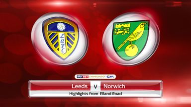Leeds 3-3 Norwich