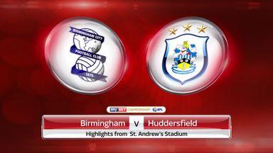 Birmingham 2-0 Huddersfield