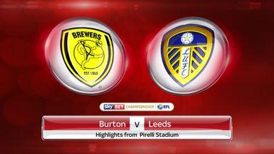 Burton 2-1 Leeds