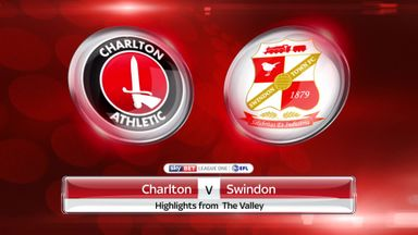 Charlton 3-0 Swindon