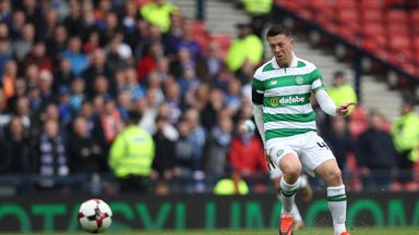 Callum McGregor has been left out of Scotland's 29-man squad