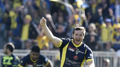 Camille Lopez's two drop goals guided Clermont into the Champions Cup final