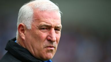Graham Barrow's side will be relegated if Birmingham claim a point from their final three games