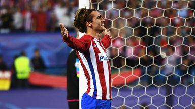 Antoine Griezmann has 16 goals and seven assists in La Liga this season