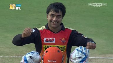 Has Afghanistan legspinner Rashid Khan earned a place in our pundits