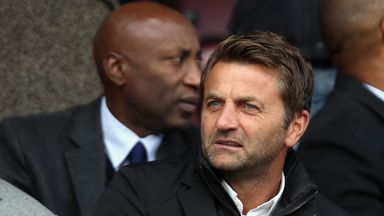 Tim Sherwood recently joined Swindon as director of football but says he has simply been