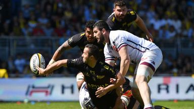 La Rochelle head to Lyon next week as they look to continue their impressive run