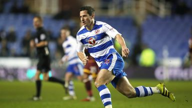 Yann Kermorgant scored for Reading
