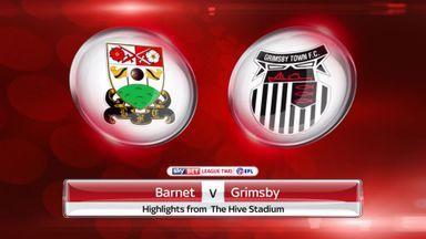 Barnet 3-1 Grimsby