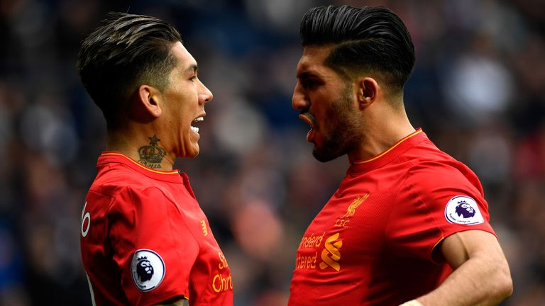 West Brom 0-1 Liverpool highlights