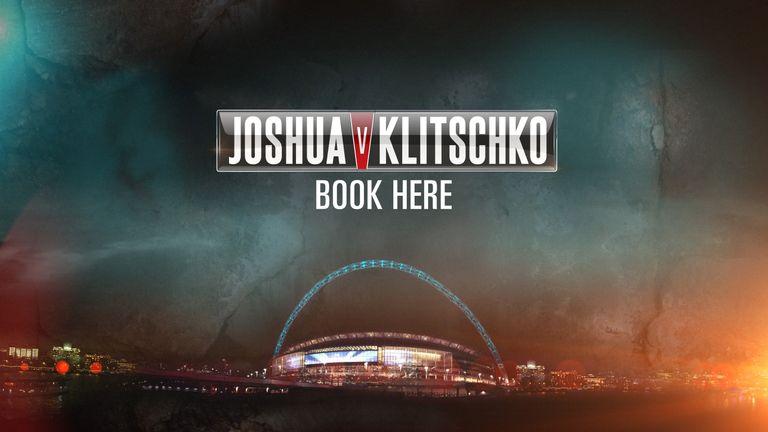 Joshua v Klitschko