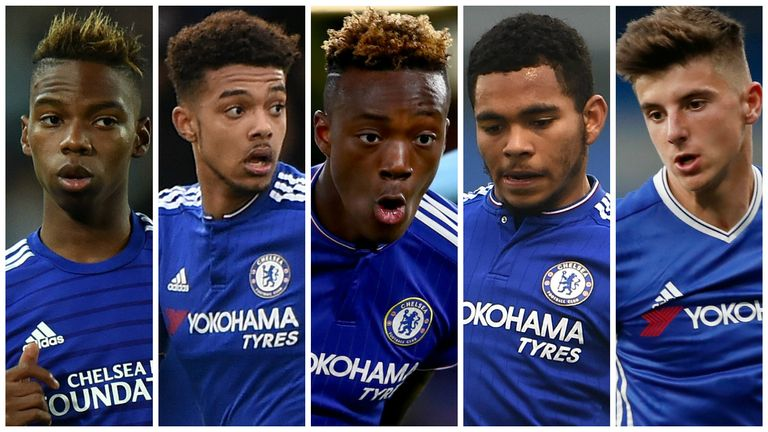 Who will be the next Chelsea youngster to make it big?