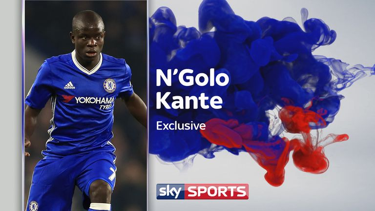 N'Golo Kante speaks exclusively to Sky Sports ahead of Chelsea's Super Sunday trip to Everton