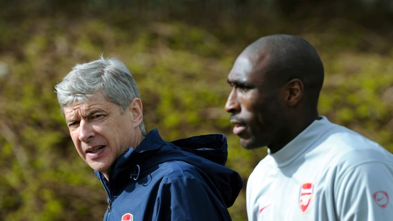 Sol Campbell believes Arsene Wenger will sign a new two-year deal at Arsenal