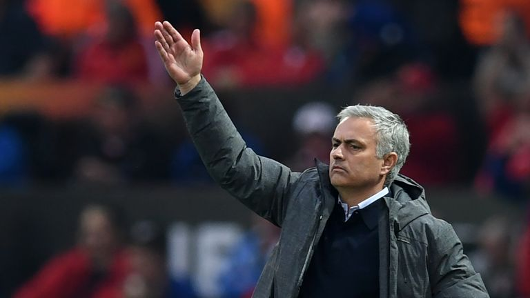Jose Mourinho must host Crystal Palace before going to Stockholm