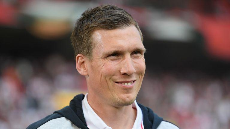 Hannes Wolf has been sacked as head coach of Stuttgart