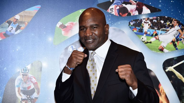 Evander Holyfield revealed deals for Liam Farrell, Taulima Tautai and Joel Tomkins