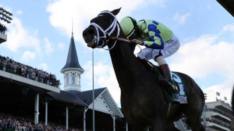Always Dreaming tackles the second leg of the Triple Crown