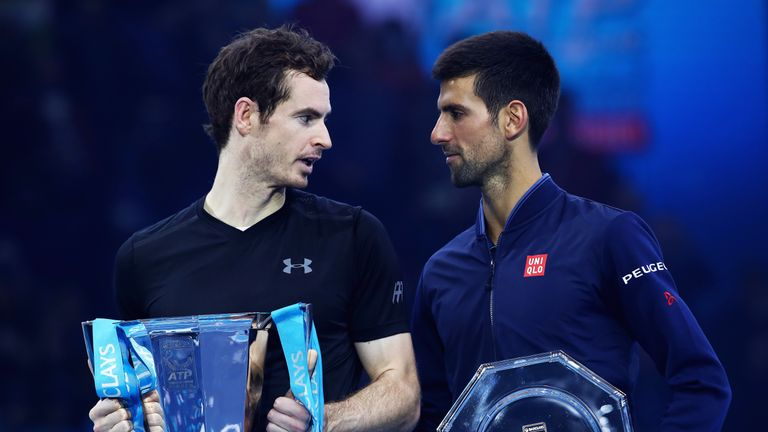 Attention will turn to how Andy Murray and Novak Djokovic fare on their return from injury?