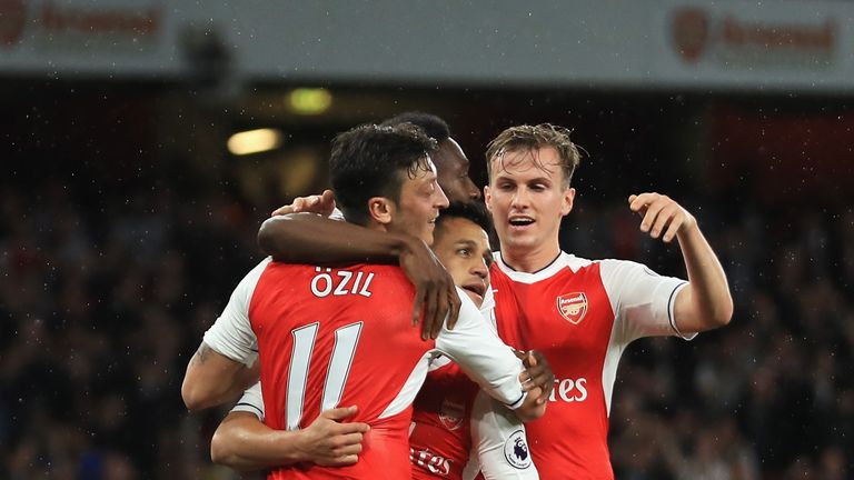 Arsenal's results have improved and they can still finish in the top-four