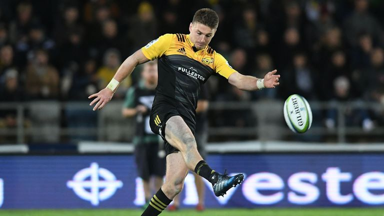 Beauden Barrett's cross-field kicks were sublime against the Stormers