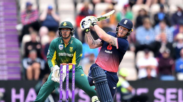England's Ben Stokes is set to miss the ODI series against Australia